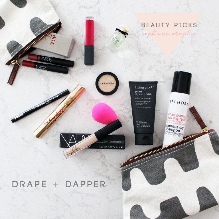 beauty pick sephora staples
